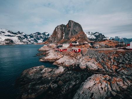 Les Fjord, Norvège