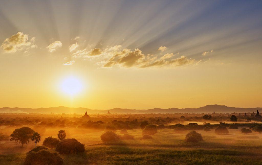Le Pays Sacre par le Bouddhisme, Eclaté par les Destinations Epoustouflantes