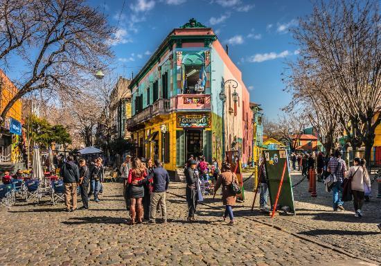 La culture et la nature se mélange dans les tourismes en Argentine