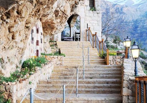 Visite de la ville aux bâtiments historiques du Liban