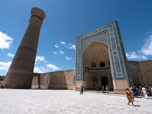 Tourisme historique au pays Ex-Union Soviétique #3 : Ouzbékistan