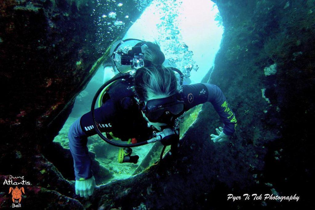 Stage plongée Bali : pour être fort en plongées sous-marines