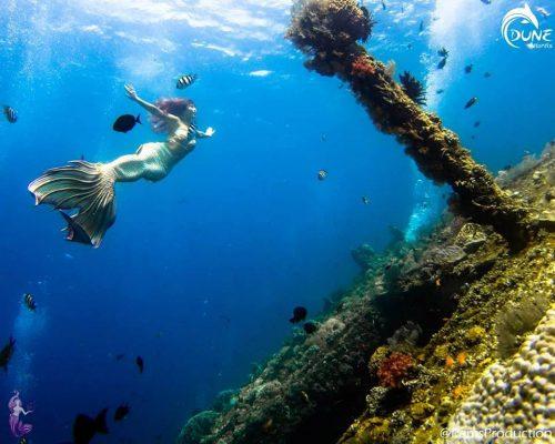 Les meilleurs endroits pour la Tulamben plongée