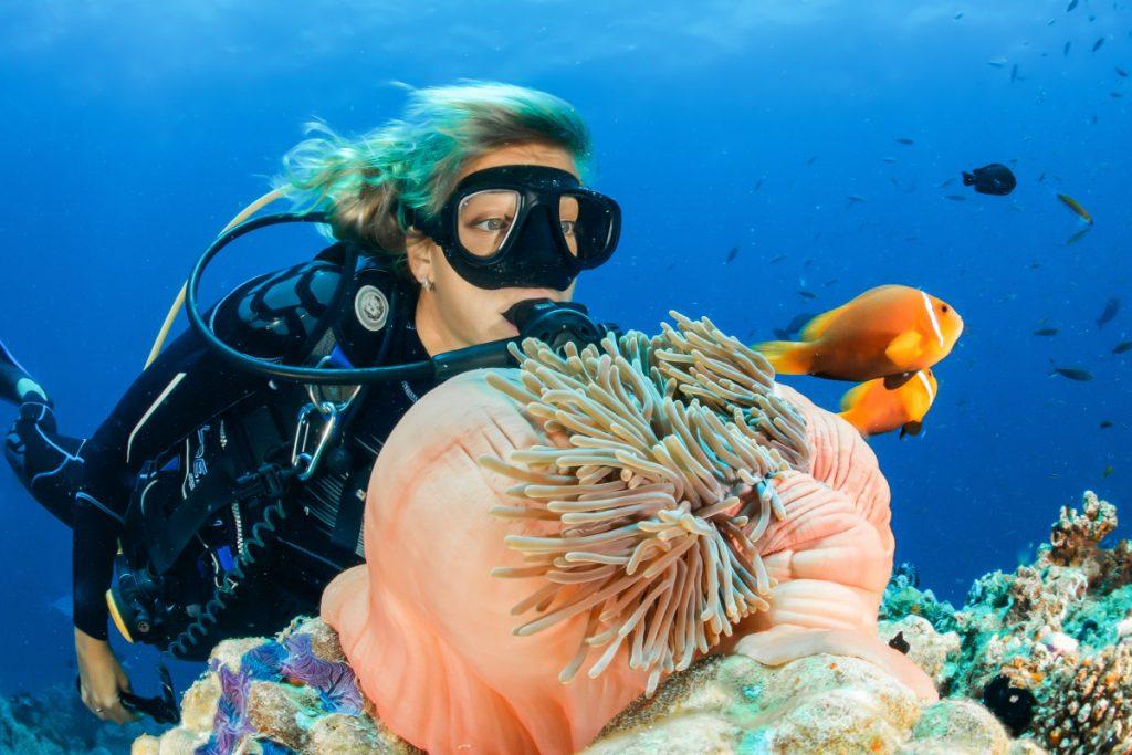 Comment faire de la vidéo sous-marine de bonne qualité à Bali