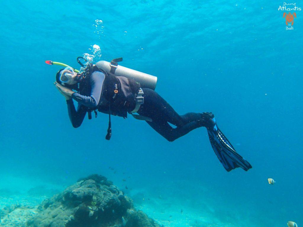 Pouvez-vous plonger à Tulamben pendant la saison des pluies de Bali ?