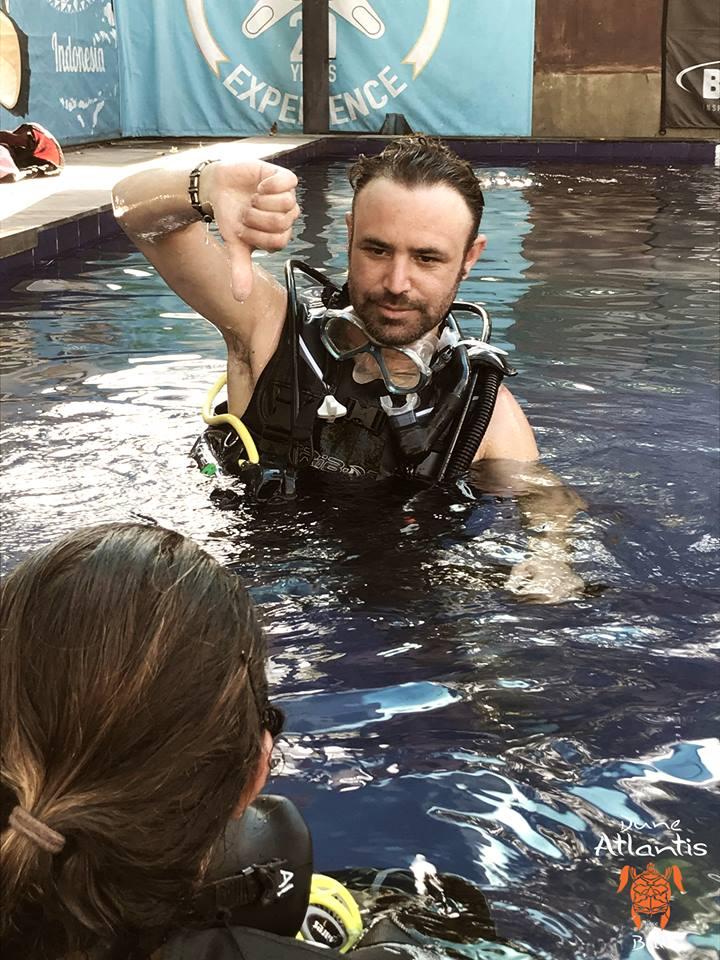 Infos pratiques sur la plongée à Bali et en Indonésie