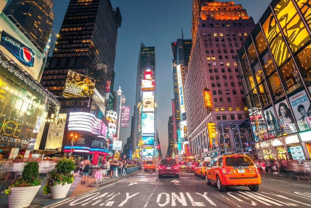 Découvrir New York : Une ville plus visitée dans le monde entier