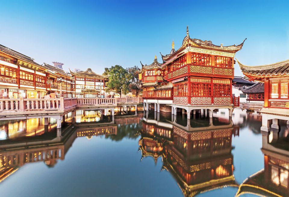 Découvrir la ville plus visité dans le monde entier, trouvée en Asie ! Bienvenue à Shanghai