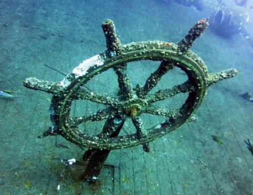 Epave Tulamben plongée : l'épave de Kubu