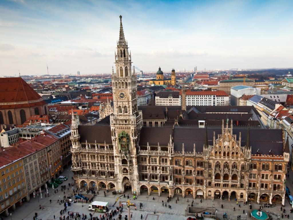 Villes en Allemagne qui sont méritées à visiter pour la destination touristique!